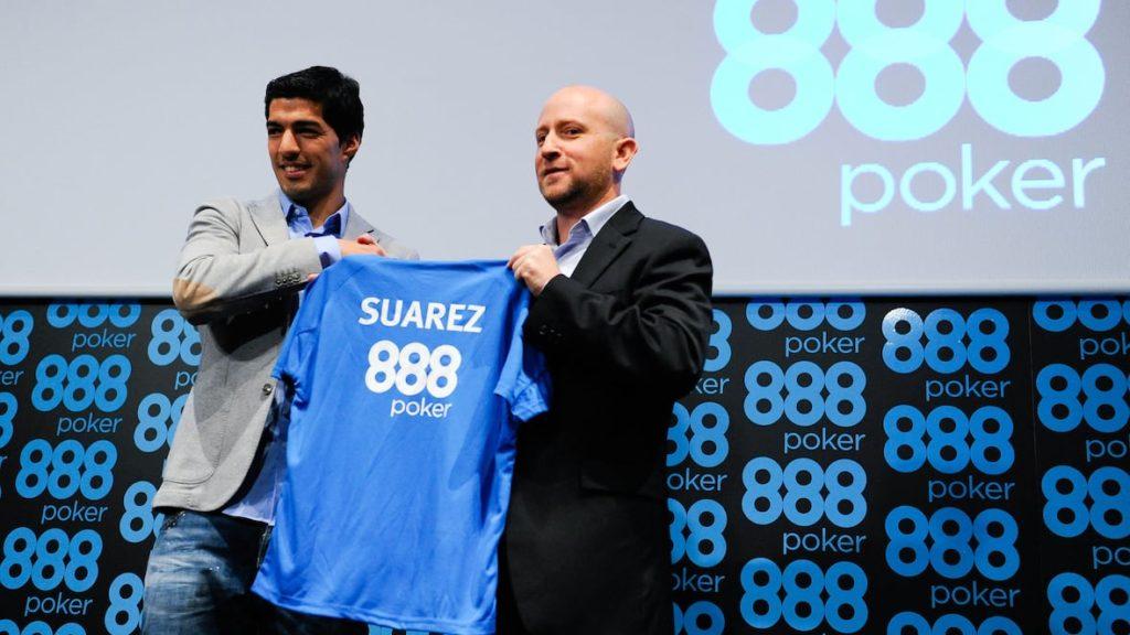 T-shirts 888poker