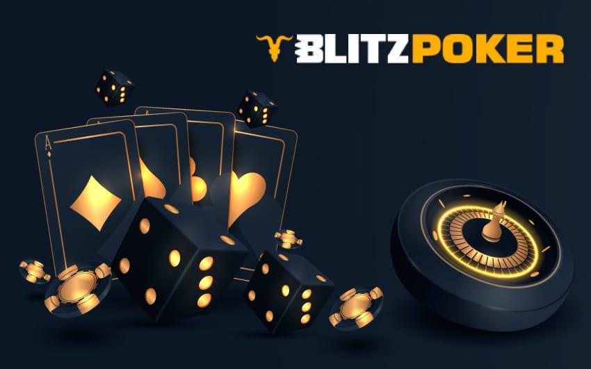 BlitzPoker play
