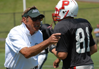 Joe Namath Football Camp